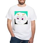 Old Guy White T-Shirt