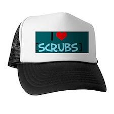 ilovescrubsbutton Trucker Hat