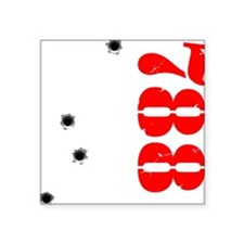 "HISS788 Square Sticker 3"" x 3"""