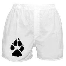 paw print Boxer Shorts
