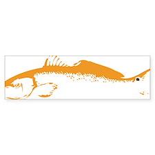 Redfish Bumper Sticker