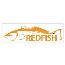 Redfish 2 Bumper Sticker
