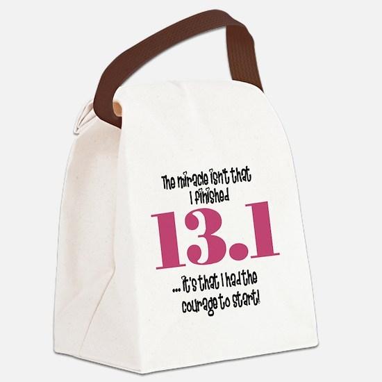 run13 Canvas Lunch Bag