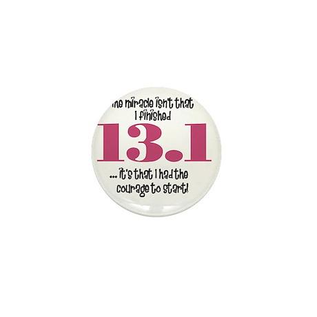 run13 Mini Button