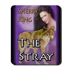 The Stray Greeting Card Mousepad