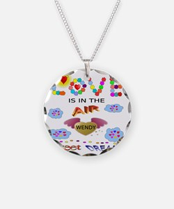 LOVE IS IN THE AIR - SWEET D Necklace