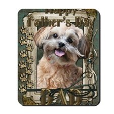 French_Quarters_ShihPoo_Dad Mousepad