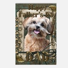 French_Quarters_ShihPoo_D Postcards (Package of 8)