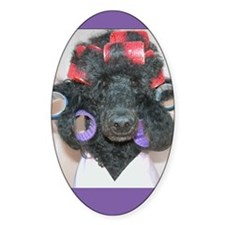 Bella curlers cp Decal