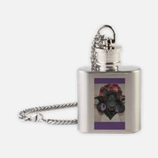 Bella curlers cp Flask Necklace