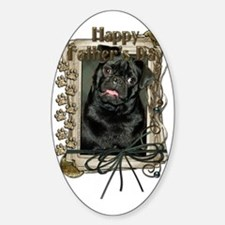 French_Quarters_Pug_Ruffy Decal