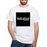Hot Glue - My Anti-Drug White T-Shirt