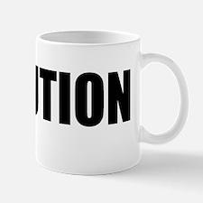 Evolution Love Mug
