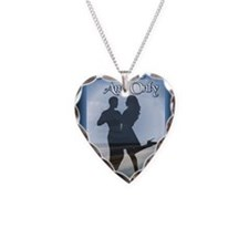 Your One and Only Greeting Ca Necklace Heart Charm