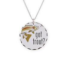 got trout 2 Necklace