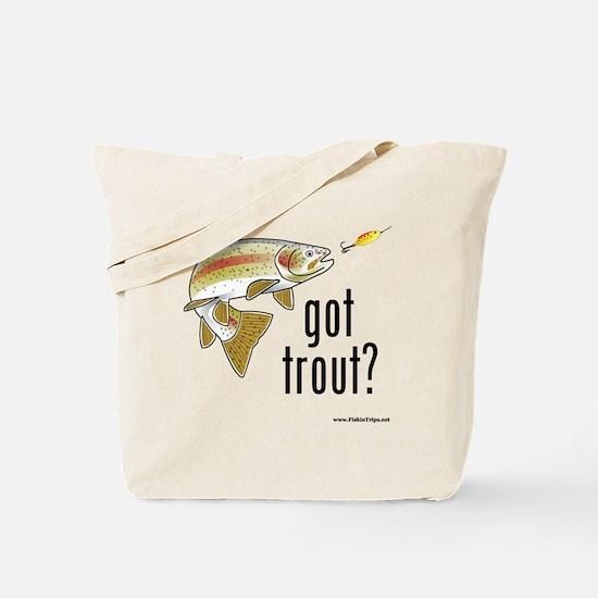 got trout 2 Tote Bag