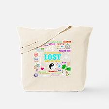 Loves Lost Dark Tote Bag