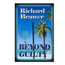 Beyond Guilty Mouse Pad. Postcards (Package of 8)