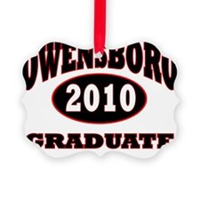Owensboro HIGH SCHOOL GRADUATE 20 Ornament