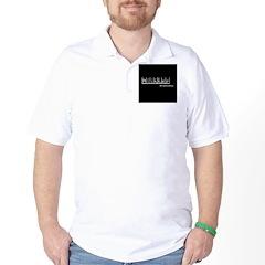 Glitter - My Anti-Drug Golf Shirt