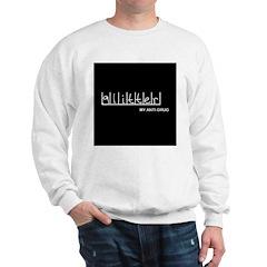 Glitter - My Anti-Drug Sweatshirt