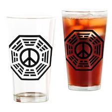 Dharma Peace J Drinking Glass