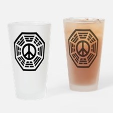 Dharma Peace J Drinking Glass