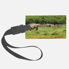 Africa-MP Luggage Tag
