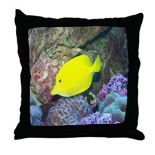 Fish2-MP Throw Pillow