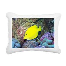 Fish2-MP Rectangular Canvas Pillow