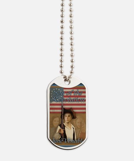 Son of the Revolution Mouse Pad Dog Tags