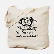 look_like_quote Tote Bag