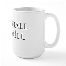 Thou Shall Not Drill Mug