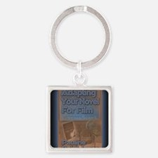 Adapting Novel Rect Magnet Square Keychain