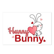 Hunny Bunny Postcards (Package of 8)