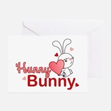 Hunny Bunny Greeting Cards (Pk of 10)