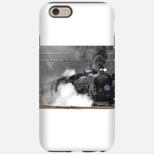 Steam Engine Train Locomoti iPhone 6/6s Tough Case