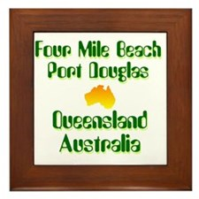 Port Douglas Framed Tile