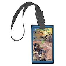 Healing Magic Greeting Card Luggage Tag
