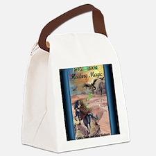 Healing Magic Notecard Canvas Lunch Bag
