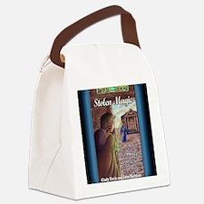 Stolen Magic Notecard Canvas Lunch Bag