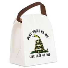 DTOM GC Canvas Lunch Bag