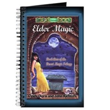 Elder Magic Mouse Pad Journal