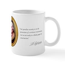 Our peculiar security Mug