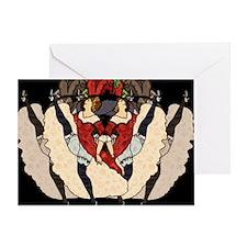 OuiOuiOuiCalendar3 Greeting Card