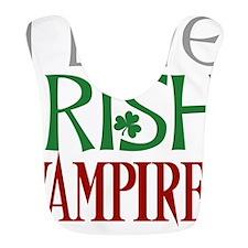 Irish Vampire Bib