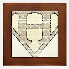 SUP_VIN_H Framed Tile