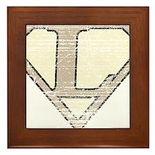 SUP_VIN_L Framed Tile
