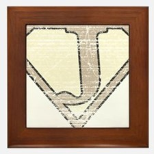 SUP_VIN_J Framed Tile