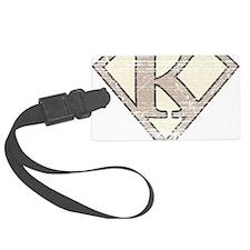 SUP_VIN_K Luggage Tag